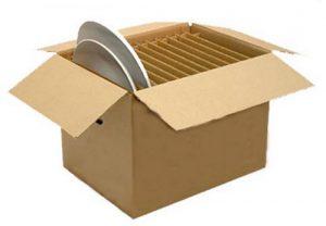 Carton de déménagement 24 assiettes
