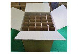 Carton de déménagement croisillons 75 verres