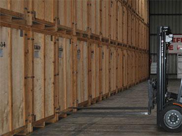 Containers de garde meubles