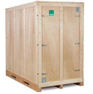 Location d'un container garde meuble
